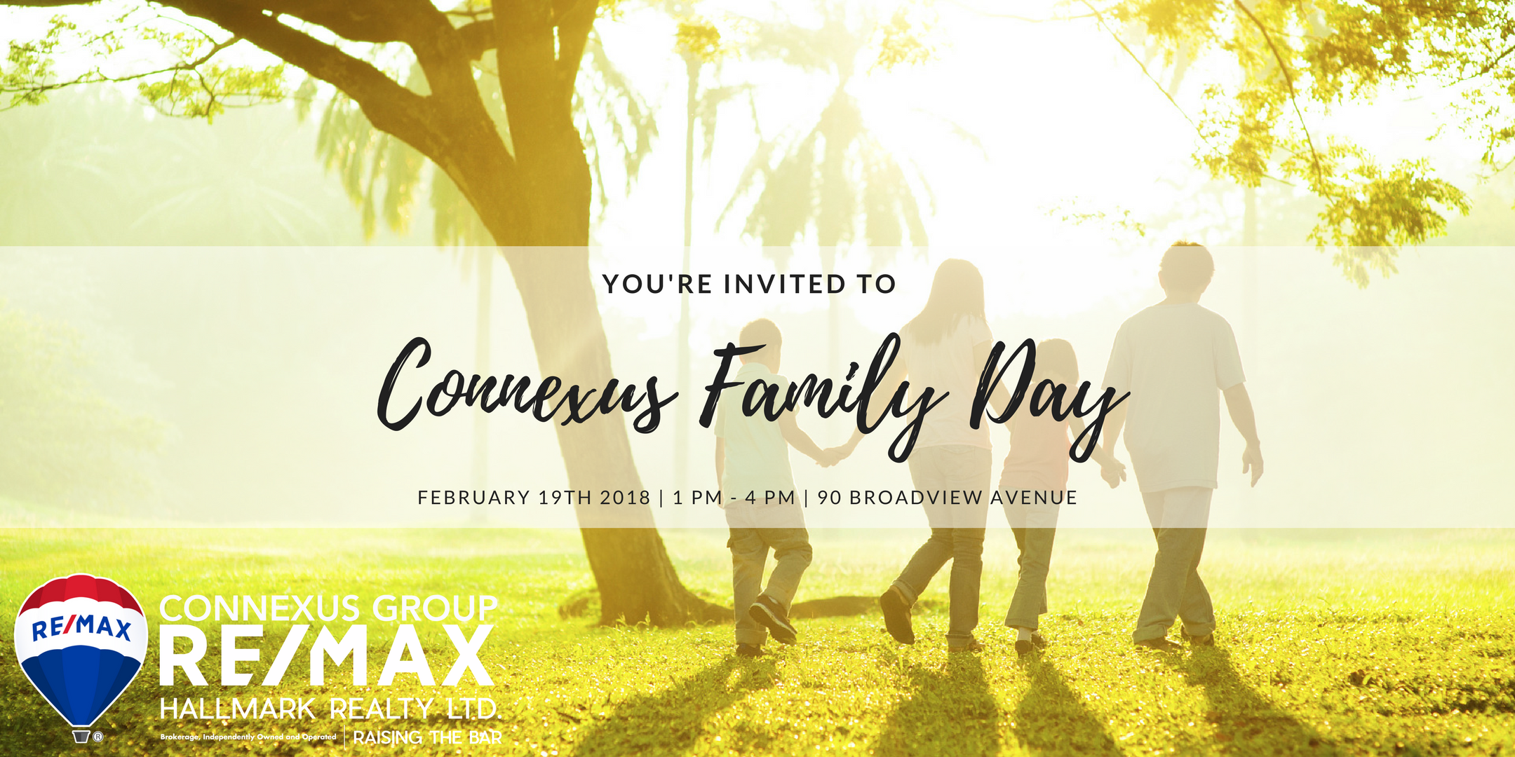 Connexus Family Day! Looking forward to seein