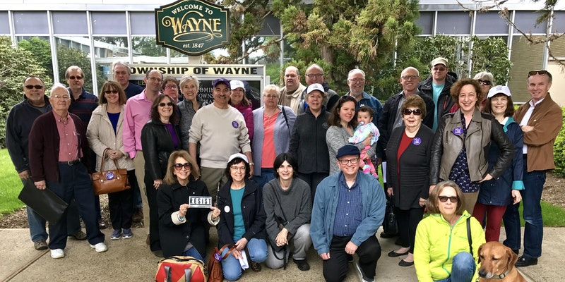 Sal Schifano and the Wayne Wednesdays group