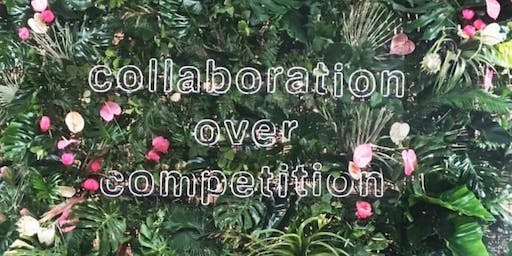 Collaboration Over Competition: A Mixer in Atlanta