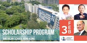 American School Hong Kong Scholarship Info Session