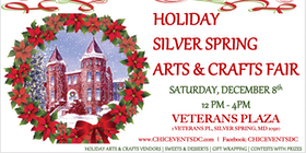 silver spring christmas market and holiday craft show tickets - Frederick Christmas Show