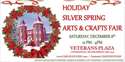silver spring christmas market and holiday craft show - Christmas Market Dc