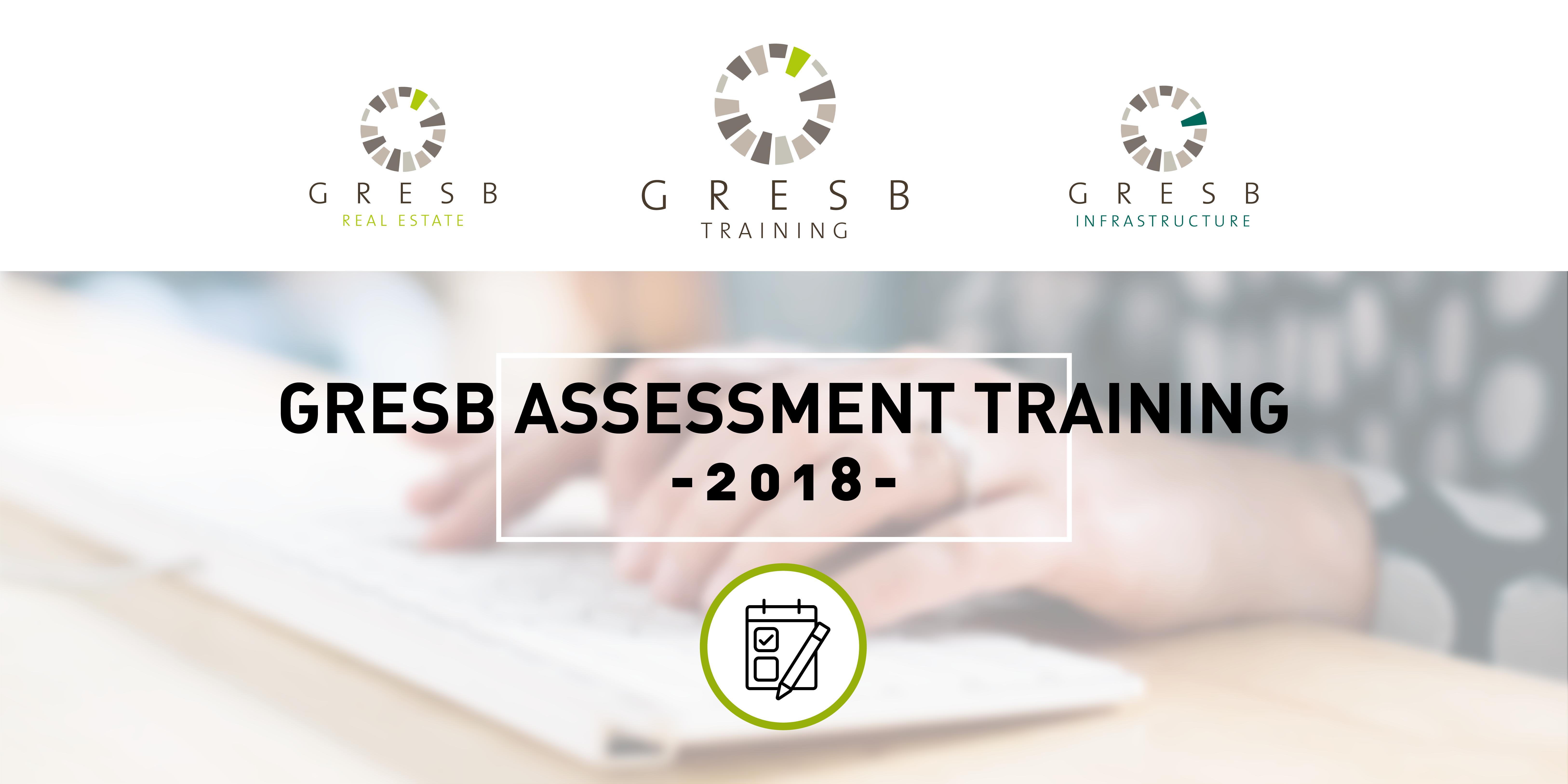 2018 GRESB INF Assessment Training | Amsterda
