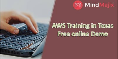 AWS Training in Texas | Free online Demo