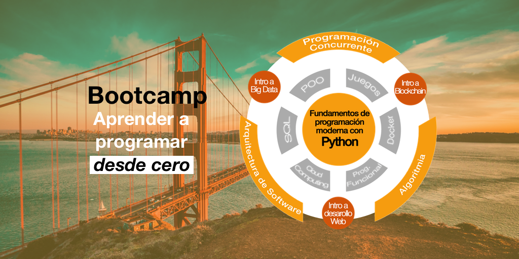 Presentación Bootcamp Aprender a programar de