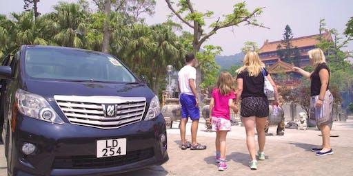 香港私家导游车