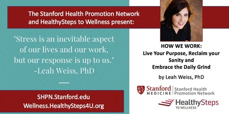 Stanford LeadWell Network Events | Eventbrite