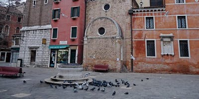 Venice Free Walking tour - Afternoon Campo SS Apostoli 2018