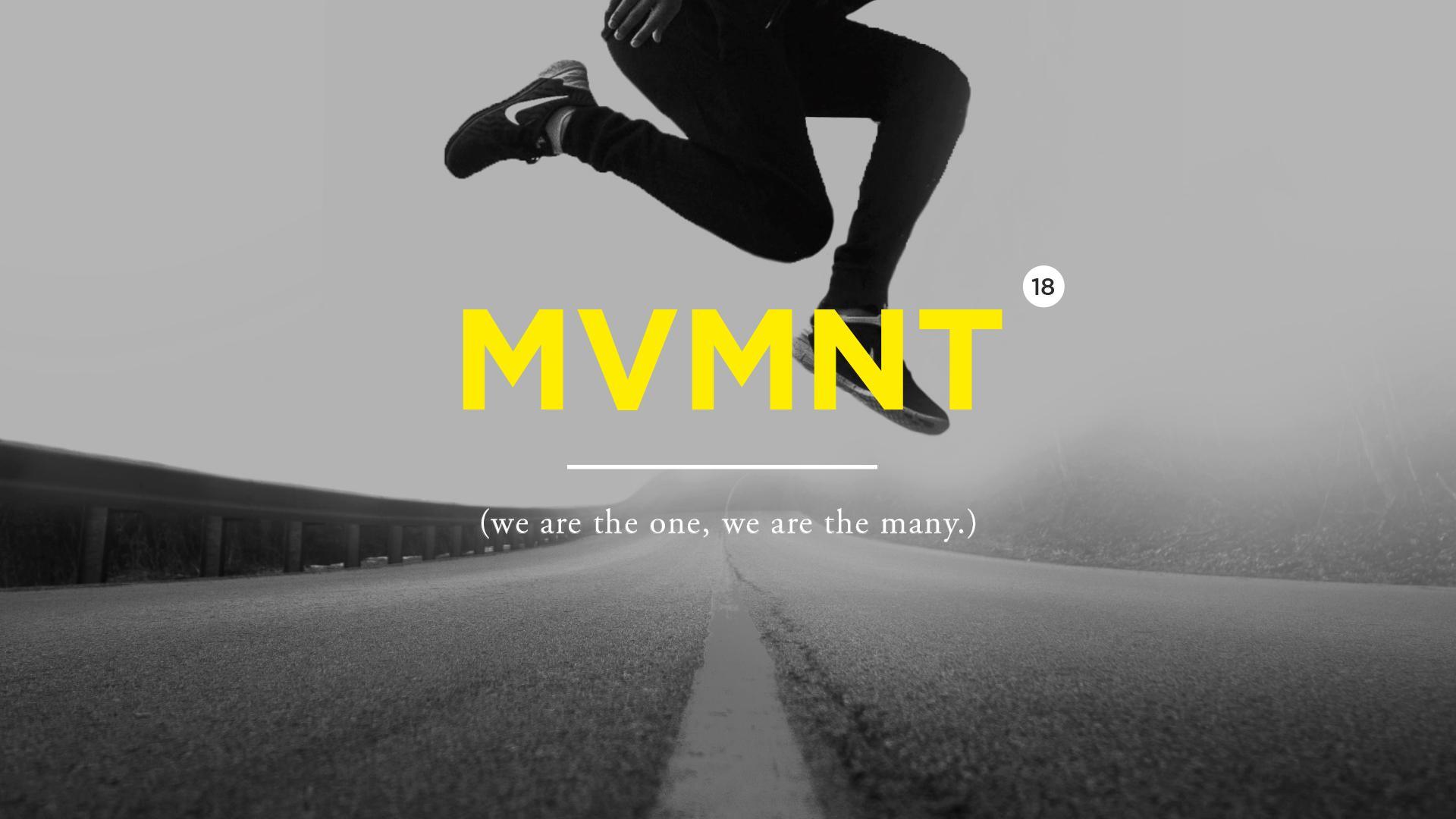 MVMNT 2018