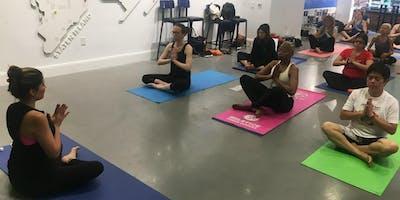RUNHealthy: Monday Morning Yoga
