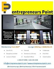 EntrepreneursPoint (In Partnership with CasaFoundation) logo