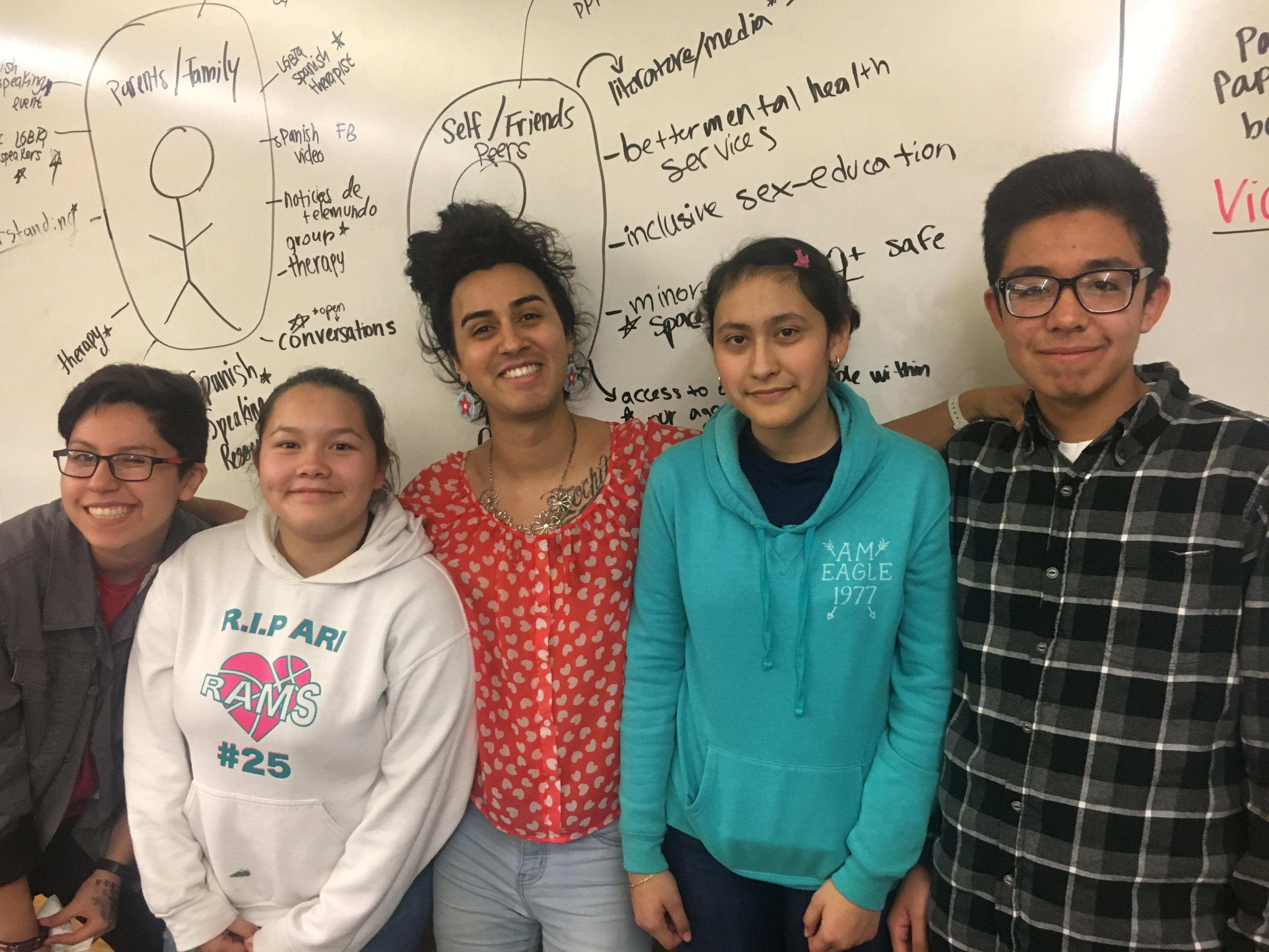 Reaching & Serving LGBTQ Youth in Santa Rosa