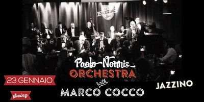 Paolo Nonnis Big Band Tribute to Frank Sinatra Live @ Jazzino