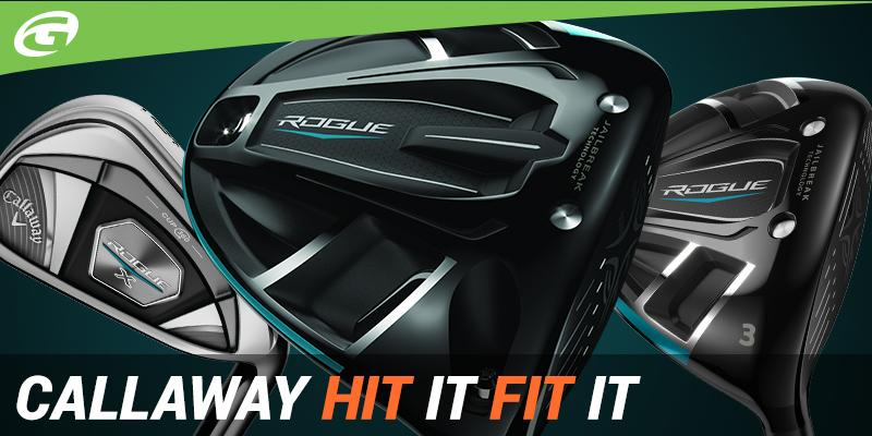 GOLFTEC Chesterfield Callaway. Hit It. Fit It