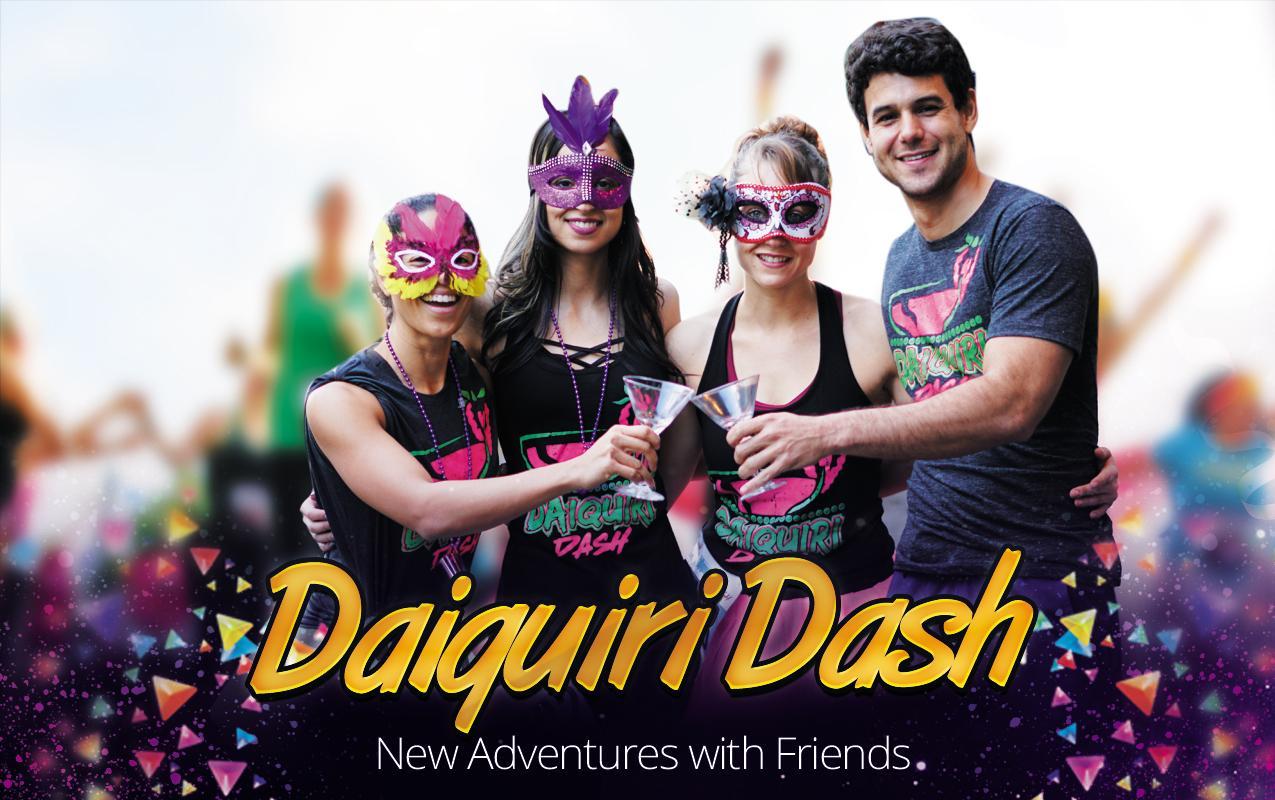 DAIQUIRI DASH - San Antonio