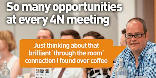 4N Rye Business Networking Breakfast