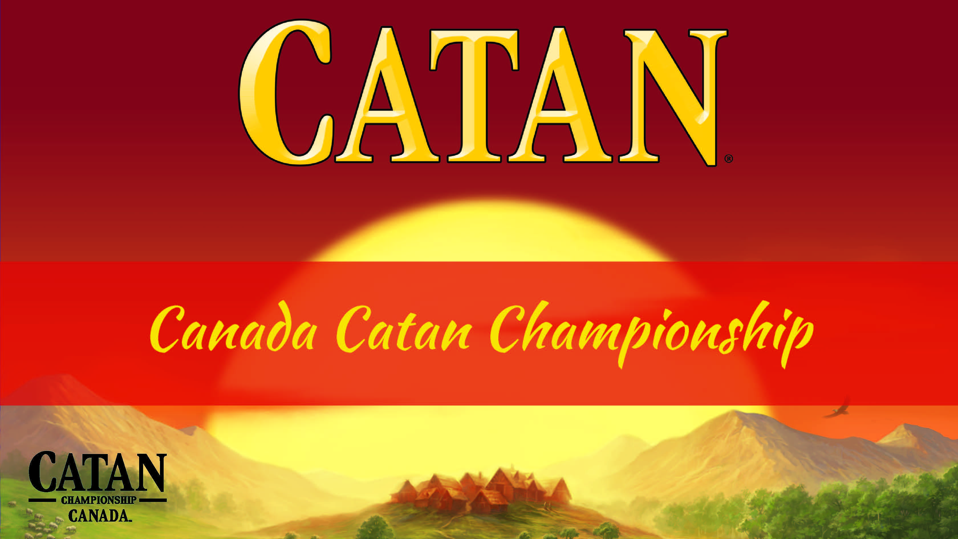 Canadian Catan Championship Qualifier #2