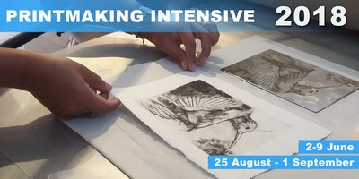 PRINTMAKING INTENSIVE AUGUST COURSE