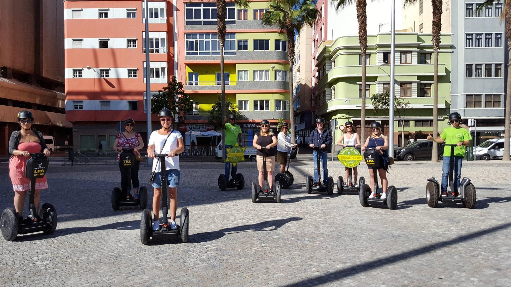 Corporate Day Out on Segway / Evento Corporat