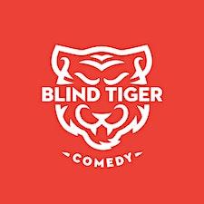 Blind Tiger Comedy logo