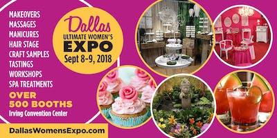 Dallas Ultimate Women's Expo September 8-9, 2018