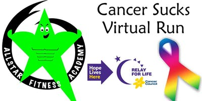 Cancer Sucks Virtual Run