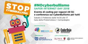 #NoCyberbullismo - Safer Internet Day 2018 al...