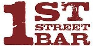 Free Beer Band at the 1st Street Bar