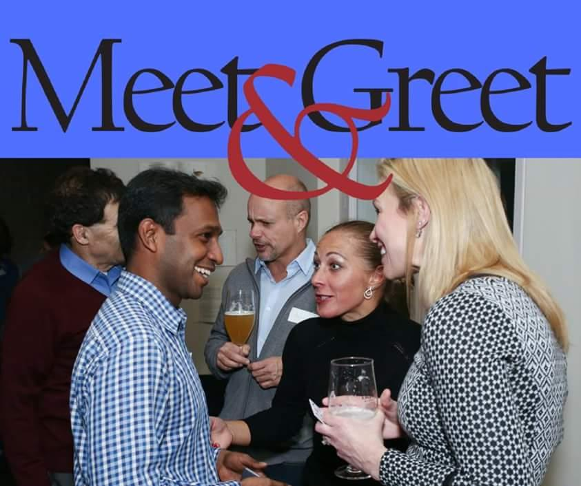 International Network Riga: Meet & Greet