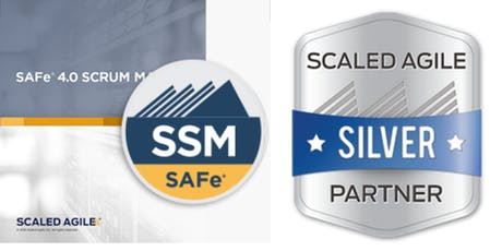 SAFe Scrum Master with SSM Certification in Portland tickets