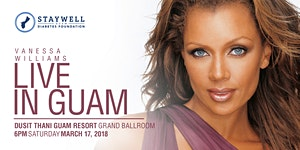 Vanessa Williams LIVE IN GUAM