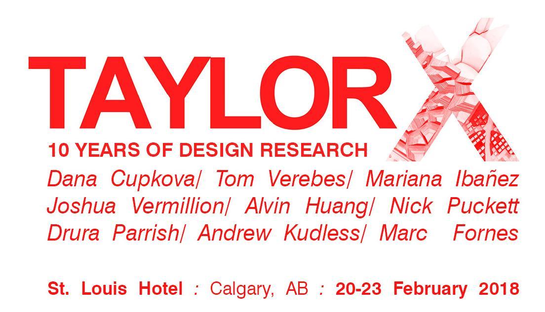 TAYLOR X Symposium