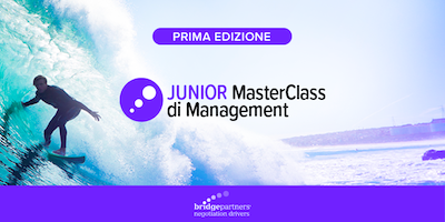 Junior MasterClass di Management - 1° Edizione
