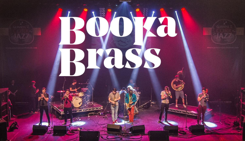 Booka Brass at The Chalk Venue