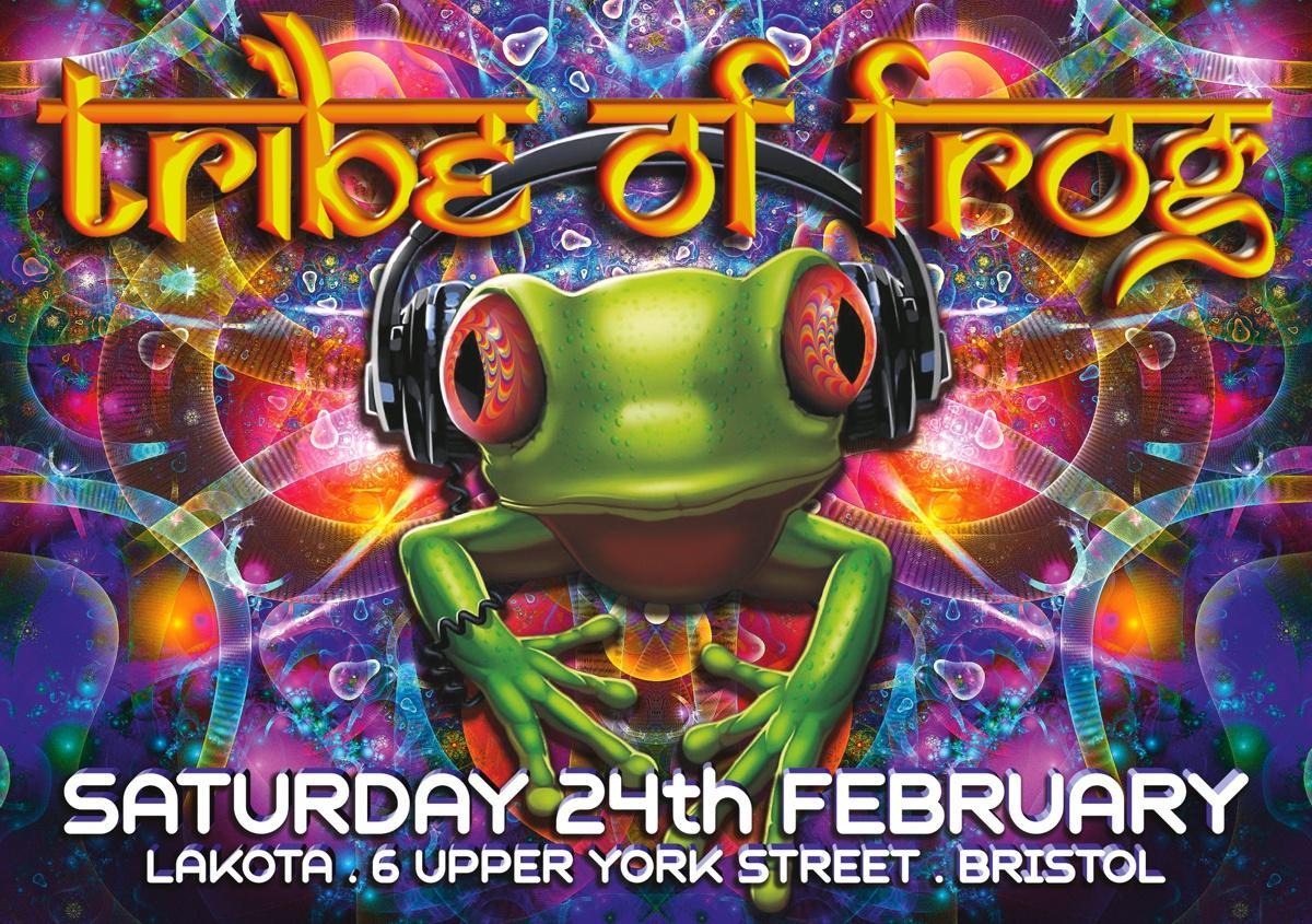 TRiBE of FRoG ~ Fresh Frog!