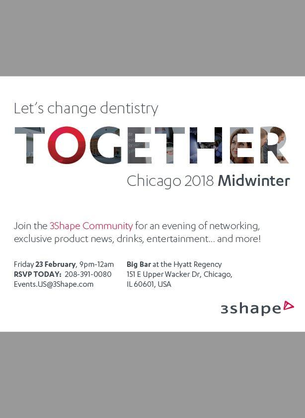 Let's Change Dentistry Together - Chicago 201