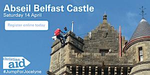 Abseil Belfast Castle 2018