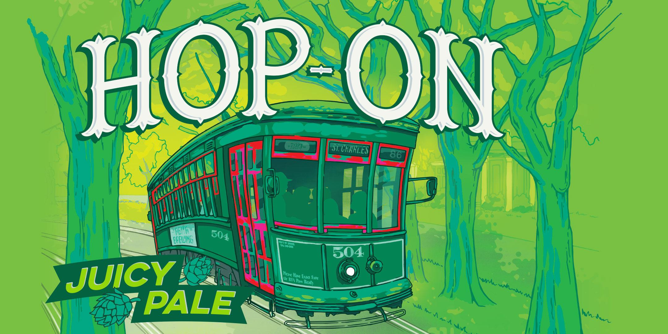 Hop-On Brewery Preview Party