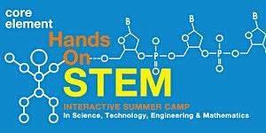 Core Element Summer 2018 STEM Camps