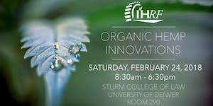 Organic Hemp Innovations