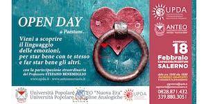 Open Day delle Discipline Analogiche a Paestum