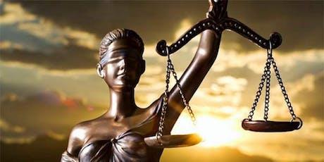 Atlanta Bail Bonds Discussion on Bail Reform & Criminal Justice tickets