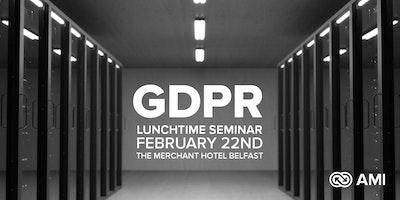 GDPR Seminar Belfast