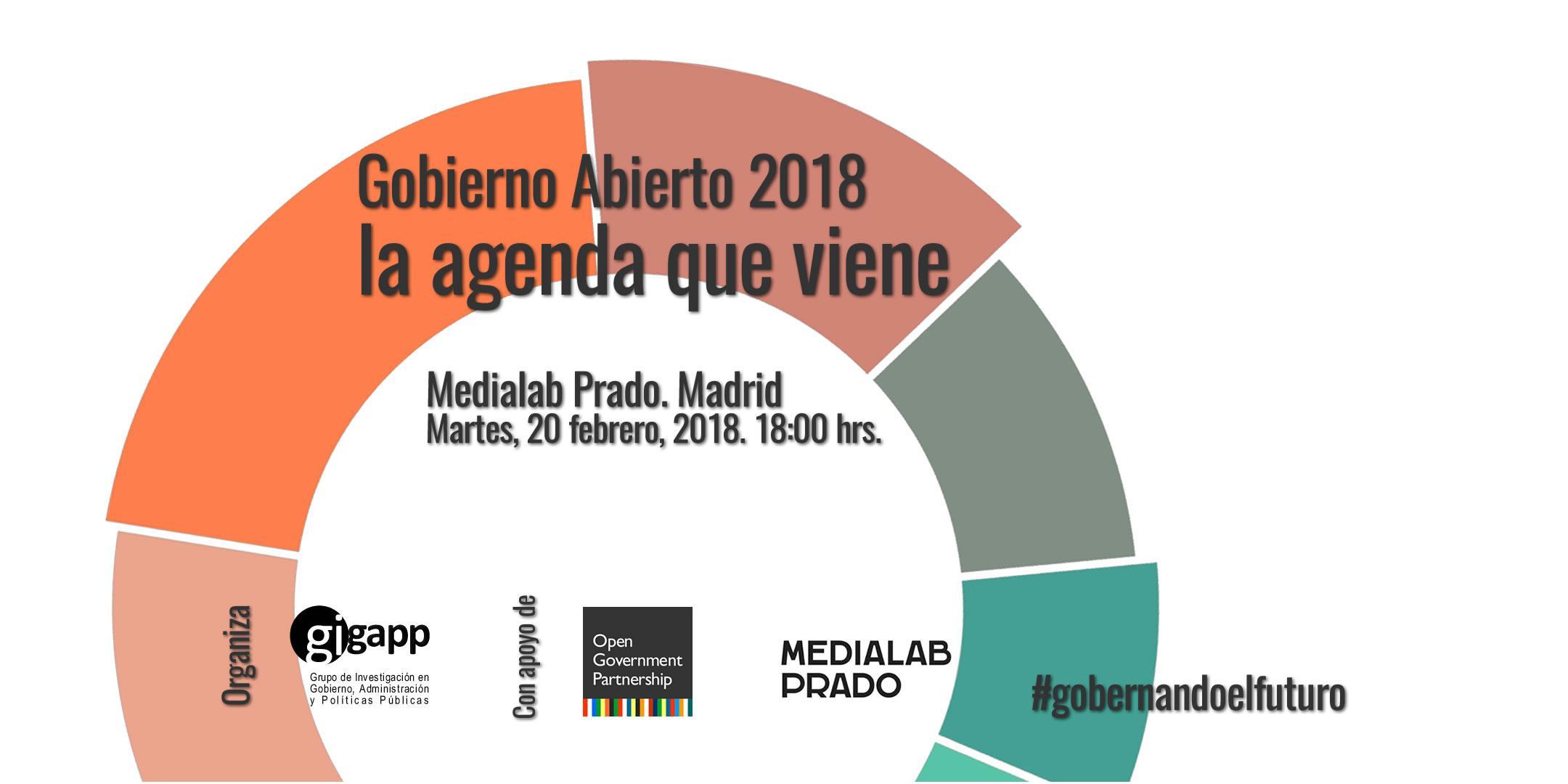 Gobierno Abierto 2018: la agenda que viene