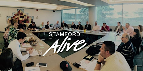 Stamford Alive - Morning Networking & Referrals Group tickets