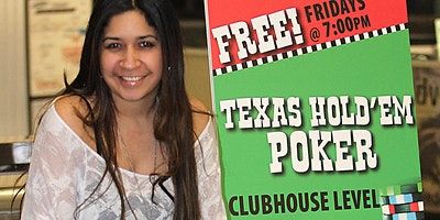 Free+Poker+Fridays+-+Meadowlands+Racetrack+-+
