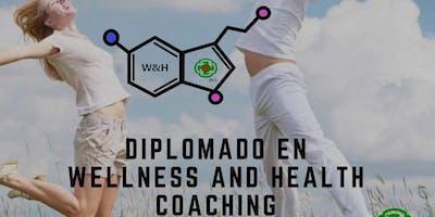 DIPLOMADO EN WELLNESS AND HEALTH COACHING ( SALUD Y BIENESTAR)
