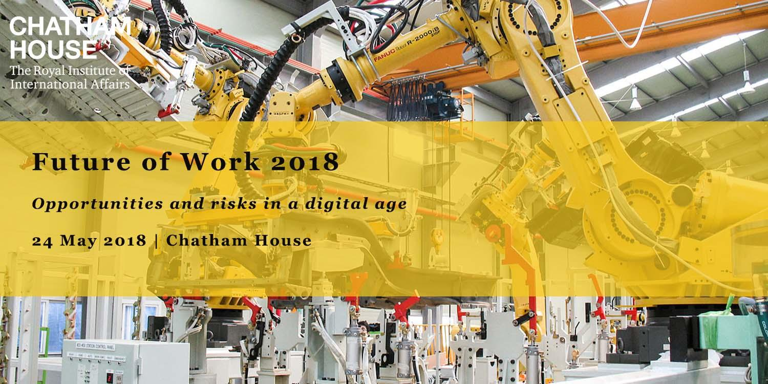 Future of Work 2018: Opportunities and risks