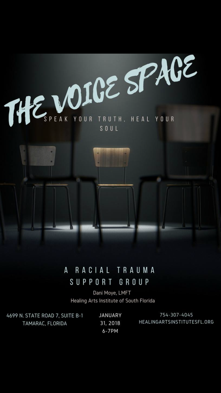Racial Trauma Support Group