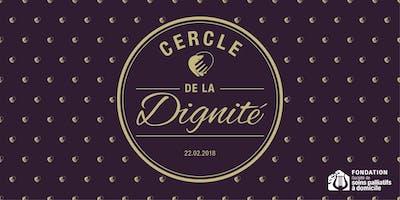 """Cocktail réseautage – """"Cercle de la Dignité"""""""